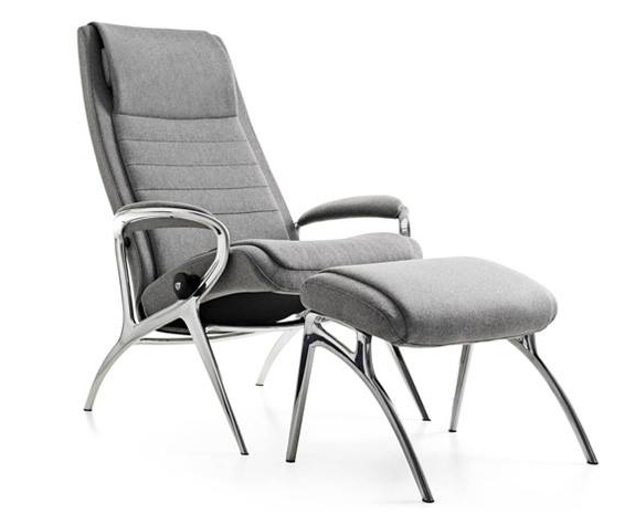 Stressless YOU Sessel John Aluminium